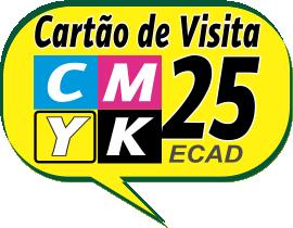 Gráfica CMYK25