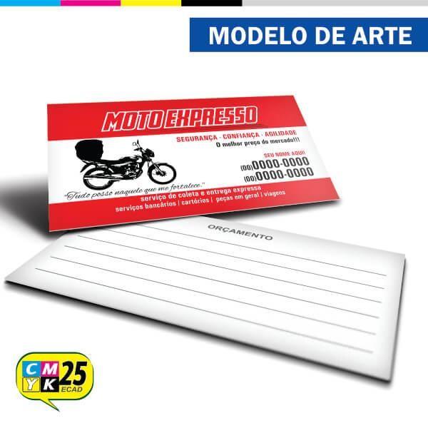 Detalhes do produto Cartão de Visita Motoboy - 03